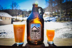 Beech Mountain brewing